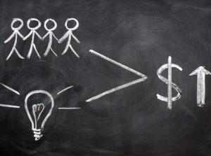 Le socio-financement